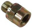 Connections for diesel fuel lines