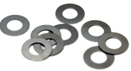 Shims for Nozzle 9,4x3,2x1,00mm 2430102300
